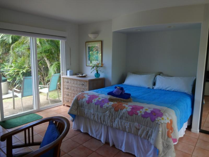 Quaint Studio Design - maximum privacy - Haleakala Cottage - Beautiful Garden Views - Haiku - rentals
