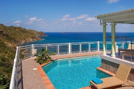 Ushuaia villa with pool, cinema room, pool table &  walking distance to 2 beaches - Image 1 - Flamands - rentals