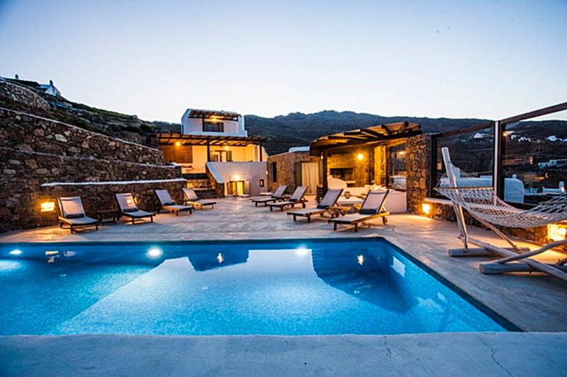 Andromeda Villa - Family friendly villa in Mykonos - Image 1 - Panormos - rentals