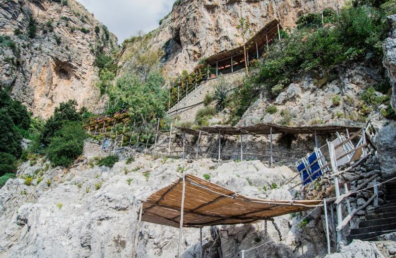 Villa La Roccia - Image 1 - Praiano - rentals