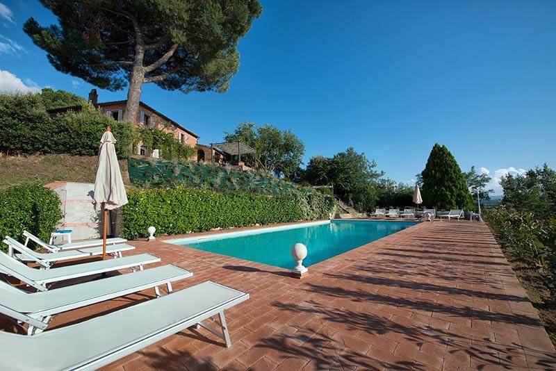 Villa al Pozzo - Image 1 - Lucignano - rentals