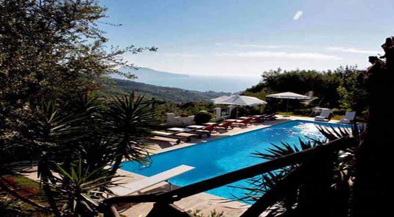 Villa Renato - Pool with Capri view - VILLA RENATO - 8 Bedrooms - Massa Lubrense - Massa Lubrense - rentals