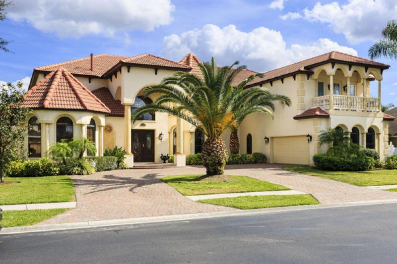 Orlando's Finest 8 bed mansion - Cinema - Gym - Games room - Infinity pool with lake views - Image 1 - Four Corners - rentals