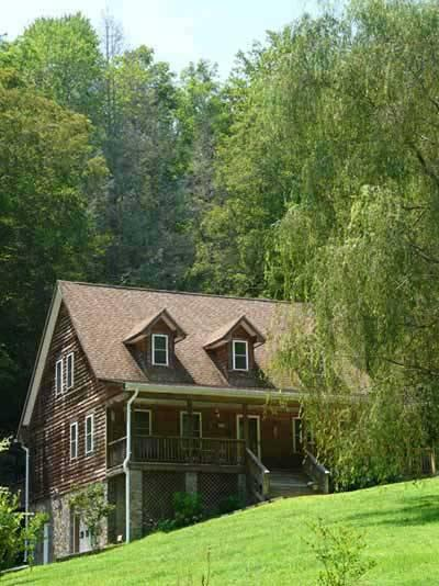 Willow Tree Lodge - Image 1 - Bryson City - rentals