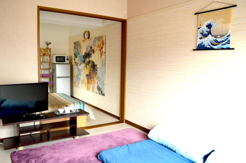 Two separate rooms for your comfort - Comfort & Quality in Gion - Kyoto - rentals