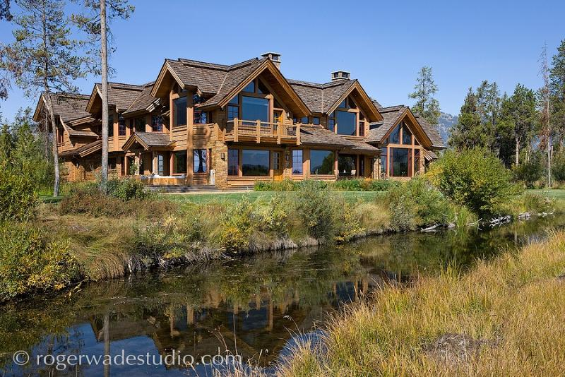 Abode Luxury Rentals Jackson Hole 4 Bedroom - Abode at Blue Heron - A Wildlife Sanctuary - Wilson - rentals
