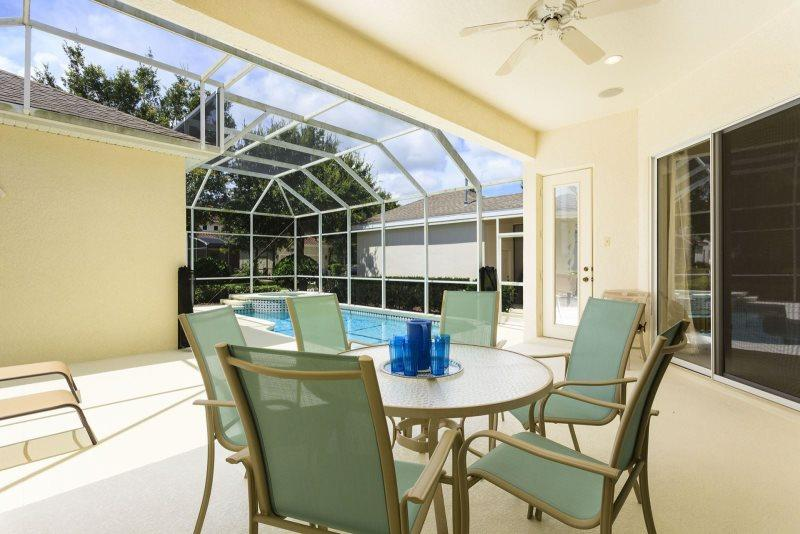 Homestead Deluxe | 5 Bed Villa with South Facing Pool for the Most Sun Exposure, Located Near Reunion Grande & Seven Eagles Pool Pavilion - Image 1 - Reunion - rentals