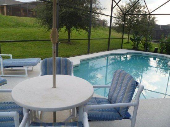 4 Bedroom 3 Bathroom Pool Villa Located In Legacy Park. 654KR - Image 1 - Orlando - rentals