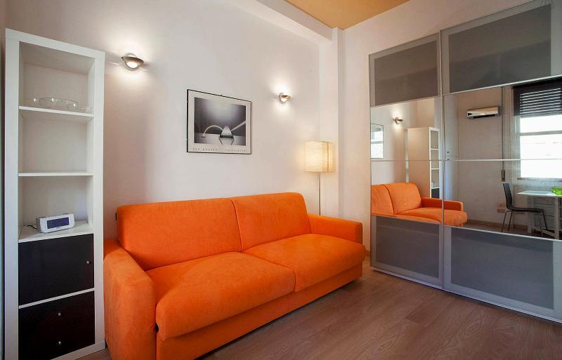 Florence center studio apartment 50 mt from Ponte Vecchio - Image 1 - Florence - rentals