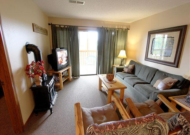 The Ponderosa - The Ponderosa : 2 Bedroom, 2 Bath Condo near SDC and Table Rock - Branson West - rentals