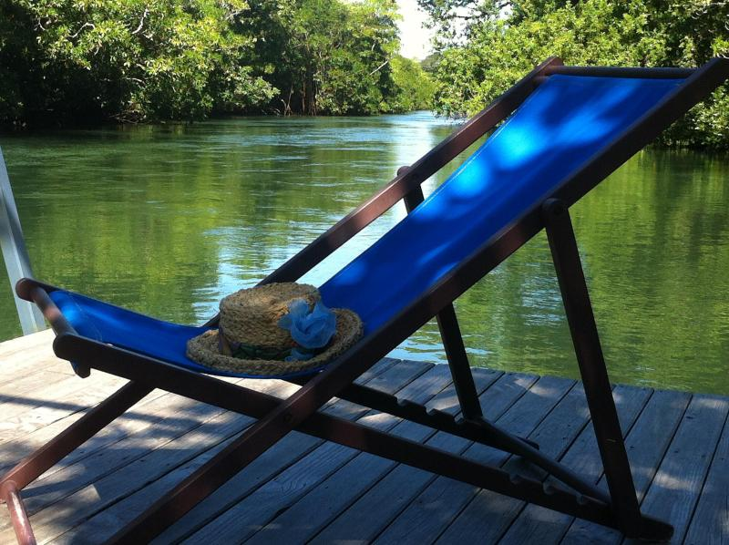 Absolute waterfront tropical living - Private Stylish tropical escape on the waters edge - Savusavu - rentals