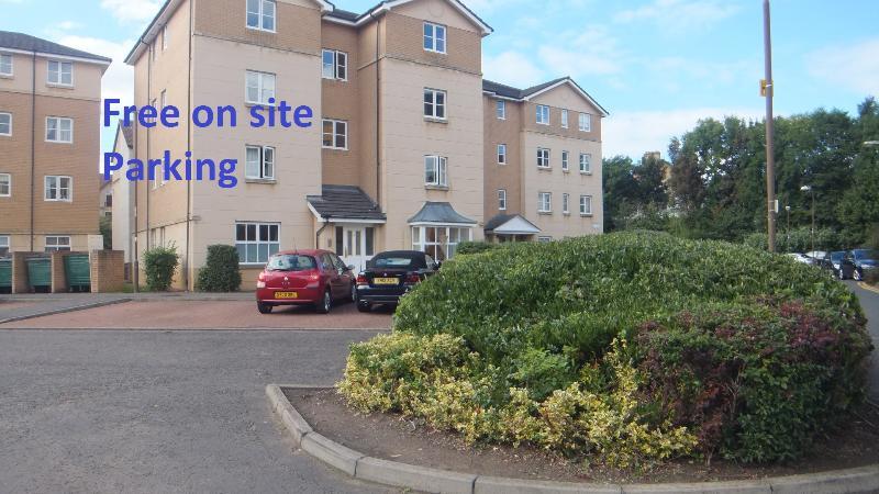 Free on site parking - Free on site parking, near Royal Mile - Edinburgh - rentals
