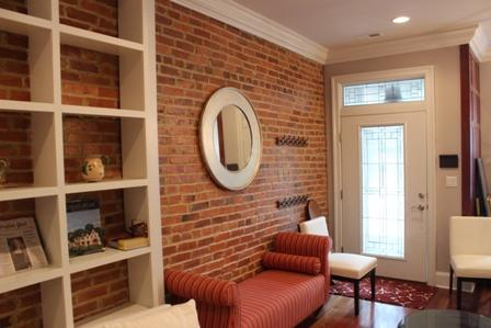 Entrance to Lovely Refurbished Victorian Home!   - Discount Rental Home sleeps 12 - Washington DC - rentals