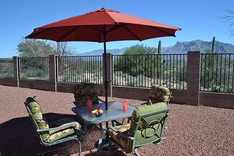 Comfy home w/Amazing Views Near Golf,Pool,Trails - Image 1 - Tucson - rentals