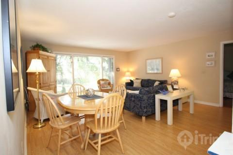 Bright and comfy - 33 Lagoon Villas - Isle of Palms - rentals