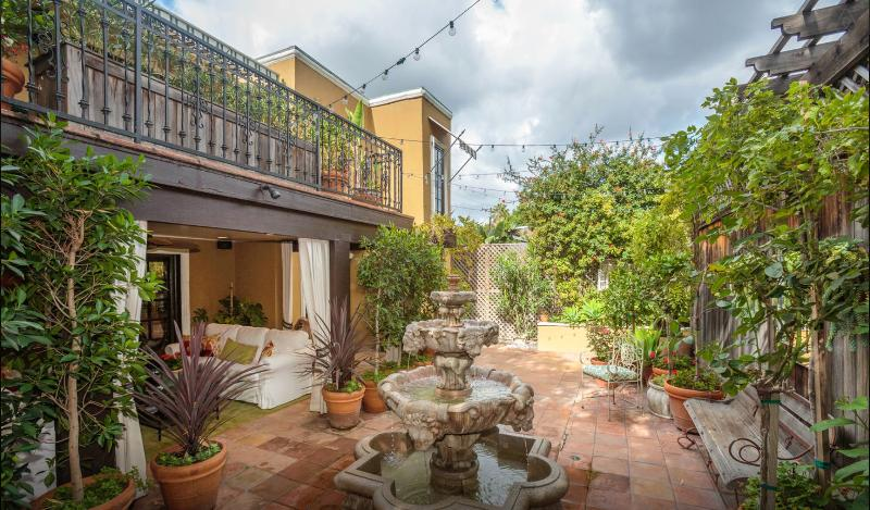 Courtyard View - Heart Of West Hollywood - West Hollywood - rentals