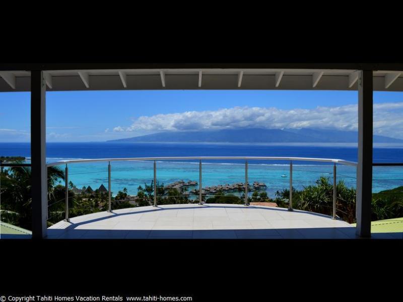 Blue Lagoon Villa - Moorea - Image 1 - Temae - rentals