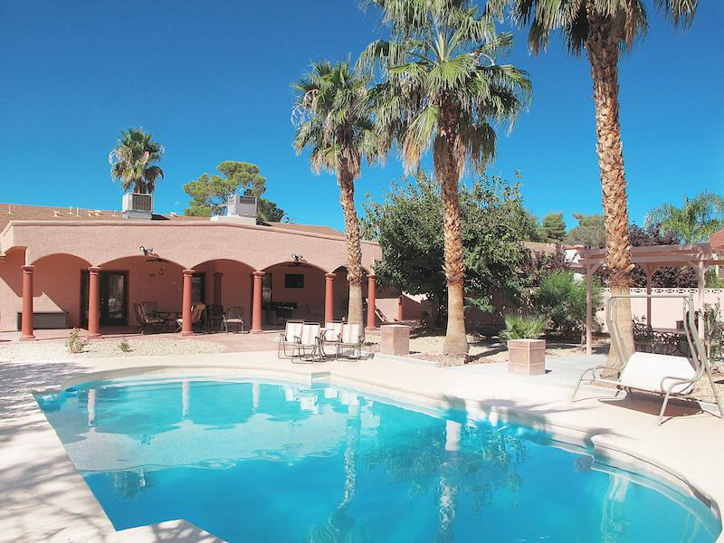 HOME with Swimming POOL ONLY 4 MILES TO VEGAS BLVD - Image 1 - Las Vegas - rentals
