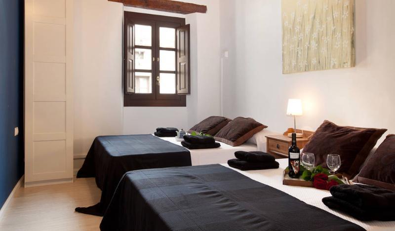 Bedroom - BLUE UNIQUE, BORN AREA - Barcelona - rentals
