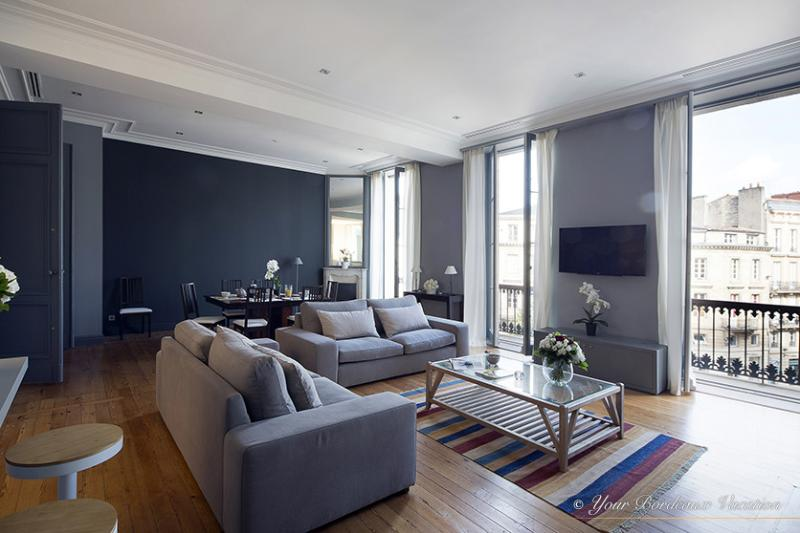 "Magnificent Three bedroom apt ""Triangle d'Or"" - Image 1 - Bordeaux - rentals"