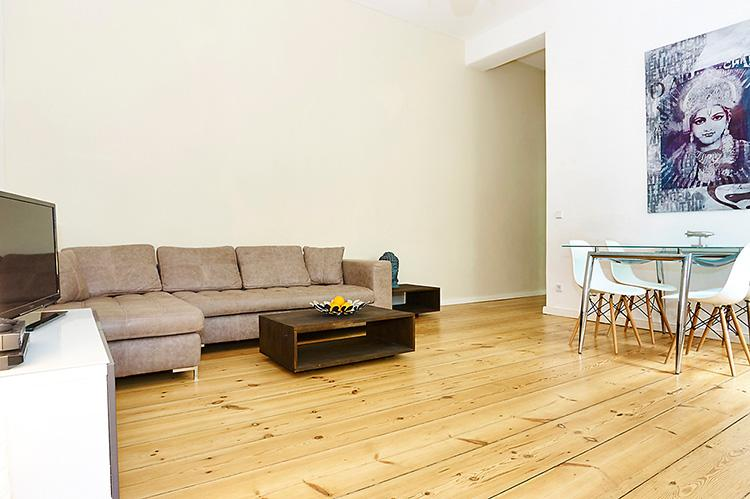 467 | Comfy and stylish ground floor apartment in Mitte - Image 1 - Berlin - rentals