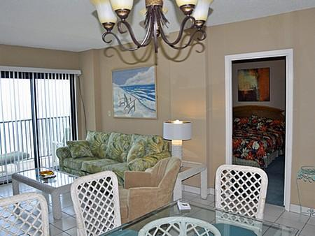 SPRINGS TOWERS UNIT 1003 - Image 1 - Cherry Grove Beach - rentals