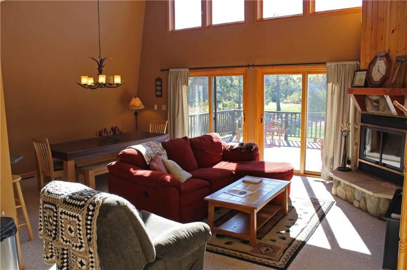 Located at Base of Powderhorn Mtn in the Western Upper Peninsula, Vacation Home with All Glass Front Windows & Gorgeous View of Ski Hill - Image 1 - Ironwood - rentals