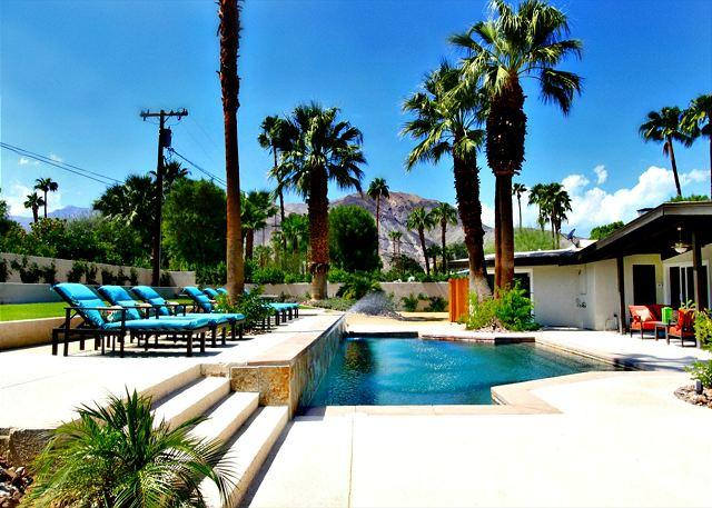 'Paseo Palms' Walk to Shopping on famous El Paseo - Image 1 - Palm Desert - rentals
