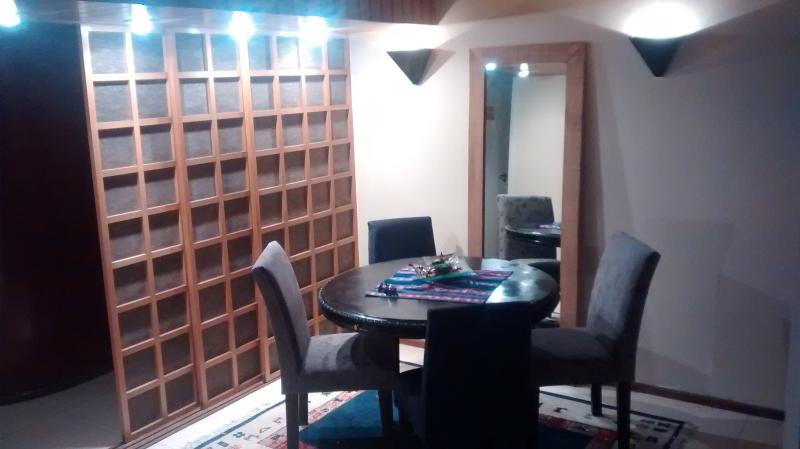 Dining Room - MOEMA VERY SPACIOUS AND COMFORTABLE, TOP LOCATION!!! - Sao Paulo - rentals
