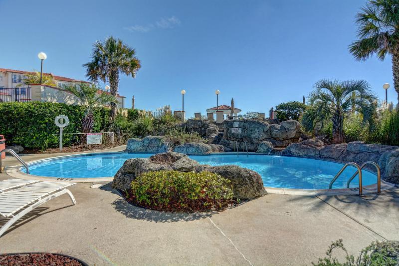Beachfront 3BR/3BA Villa; pools, waterfalls & hot- - Image 1 - North Topsail Beach - rentals