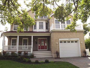 Exterior - 6 BEDROOM CLOSE TO BEACH AND TOWN 131767 - Cape May - rentals