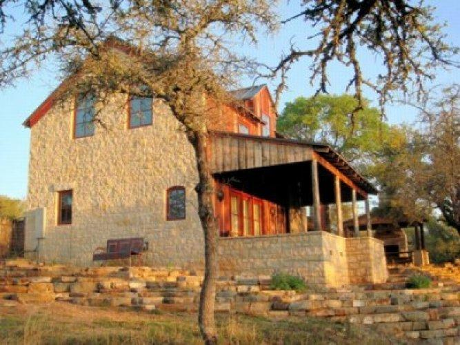 Red Barn at Pepper Ranch - Image 1 - Fredericksburg - rentals