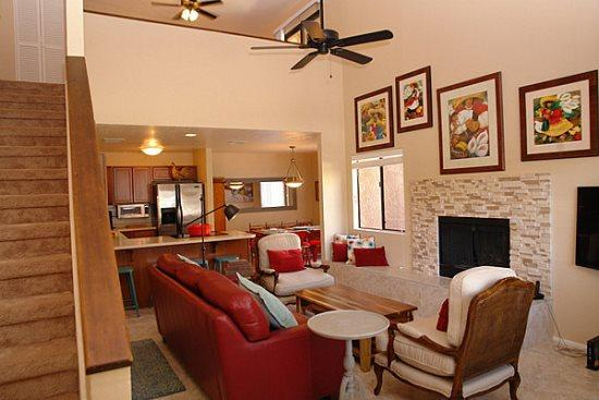 Large Three Bedroom Loft Condo 1235 at Ventana Vista - Image 1 - Tucson - rentals