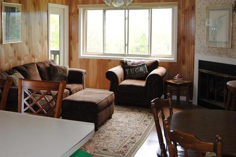 Living room with Direct Mountain Views - Incredible Mountain Views 2 bedrooms $99 a night - Gatlinburg - rentals