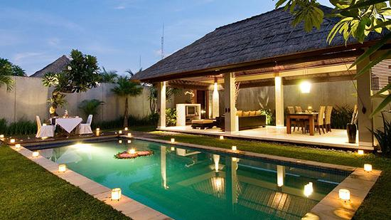 General view - Jerami, Luxury 3 Bedroom Villa, Seminyak - Seminyak - rentals