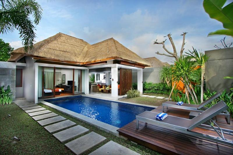 General view - Jerami, Luxury 1 BR Villas,Seminyak - Seminyak - rentals