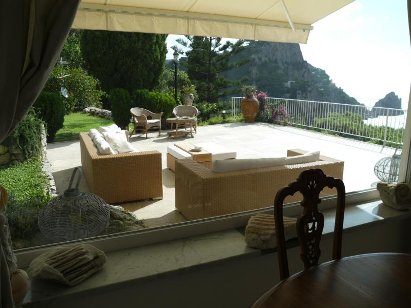 Elegant Villa in Capri with sea view on Faraglioni - Image 1 - Capri - rentals