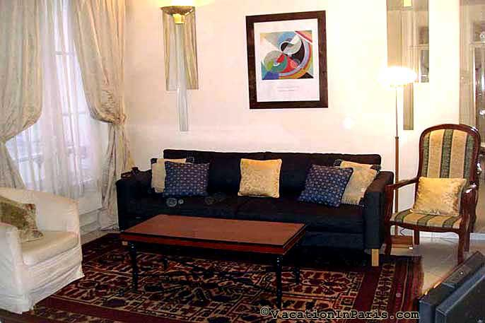 Marais-Saint Paul Two Bedroom - Image 1 - Paris - rentals