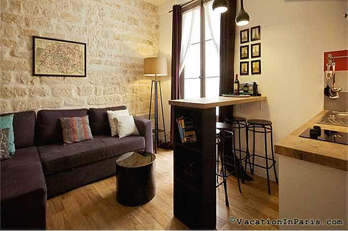 rue de l'Exposition One Bedroom - ID# 25 - Image 1 - Paris - rentals
