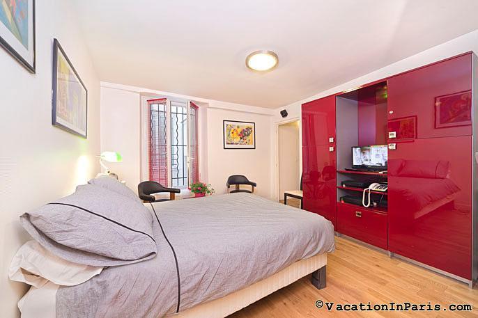 Arlequin Studio - Image 1 - Paris - rentals