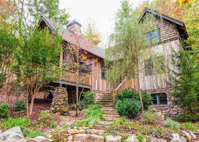 Stepping Stone - Image 1 - Black Mountain - rentals