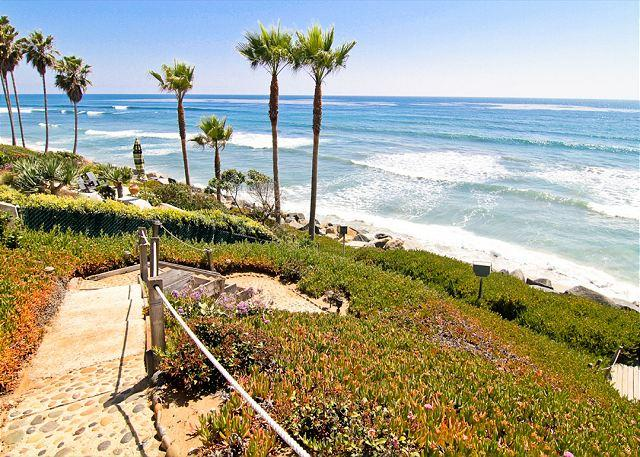 Carlsbad Oceanfront Vacation Rental - Amazing Single Family Oceanfront Home C1205-0 - Carlsbad - rentals