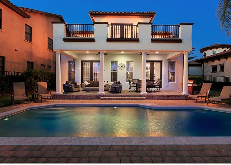 Stunning 5 bed Reunion Resort home - Games/cinema - Pool - Image 1 - Reunion - rentals