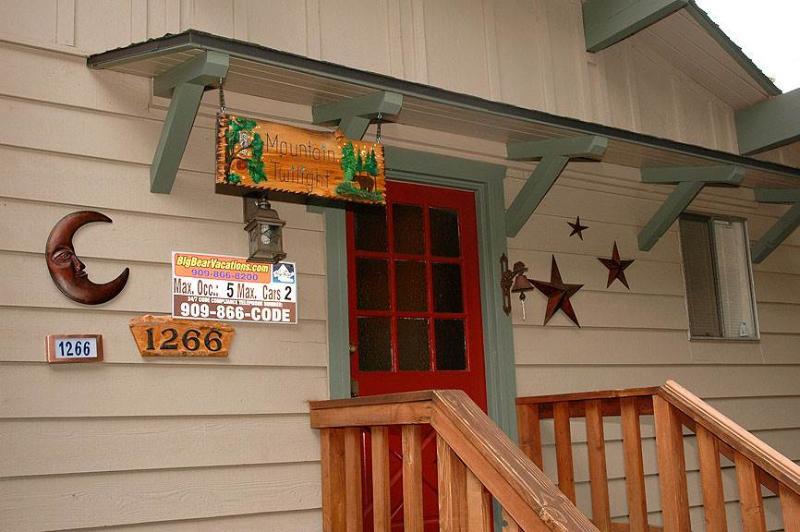 Mountain Twilight #1161 - Image 1 - Big Bear City - rentals