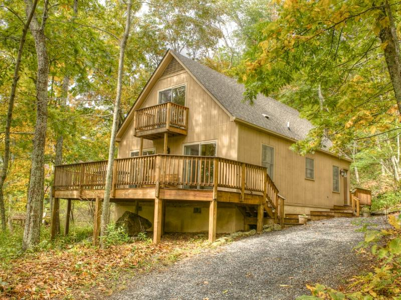 Wintergreen Resort Chalet Home - Mountain Chalet in Heart of Resort Sleeps 6-8 - Wintergreen - rentals
