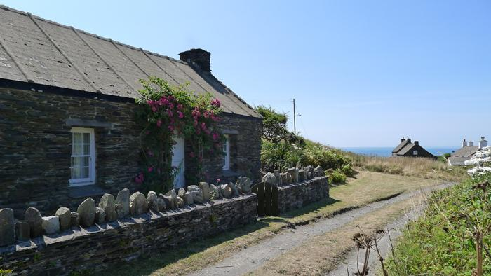 Holiday Cottage - Towyn, Abereiddy - Image 1 - Abereiddy - rentals