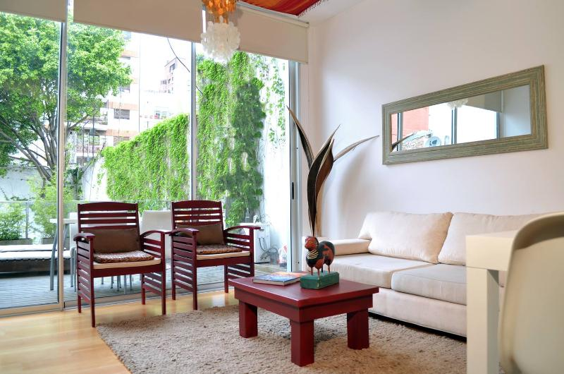 Charming Loft Apartment Located in Las Cañitas - Image 1 - Buenos Aires - rentals