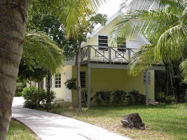 Exterior - Located on a beachfront estate - Harbour Island - rentals