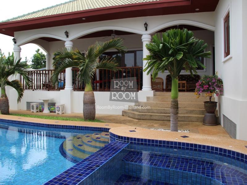 Villas for rent in Khao Tao: V5031 - Image 1 - Khao Tao - rentals