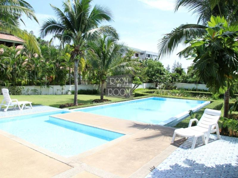 Villas for rent in Hua Hin: V5150 - Image 1 - Hua Hin - rentals